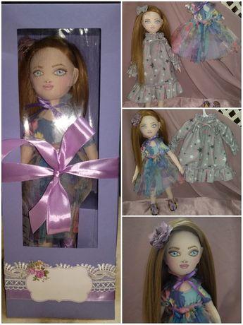 Кукла ручной работы в подарок