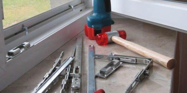 Регулировка (ремонт) пластиковых окон и дверей, москитные сетки