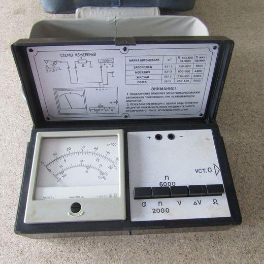 Автомобильный измерительный прибор ТОР-01 Одесса - изображение 1