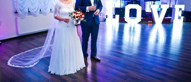 Suknia Ślubna Maggio Ramatti r 38-40