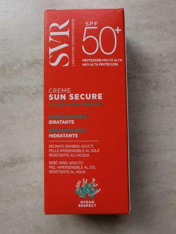 SVR - Sun Secure Creme Spf50+ Biodegradowalny Krem Spf50+  50ml nowość