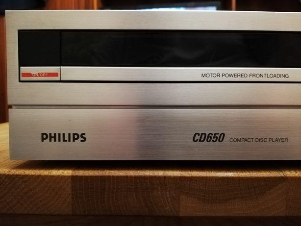 CD проигрыватель Phillips CD 650, TDA 1541