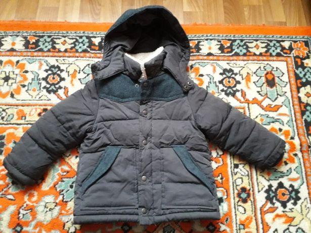 Куртка на мальчика рост 92