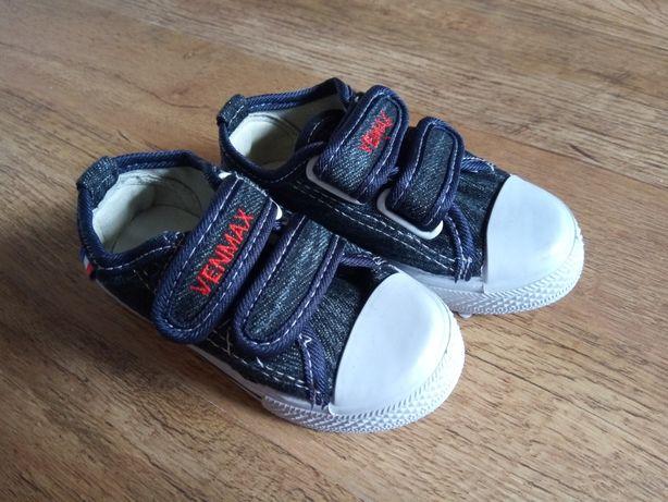 Sprzedam nowe trampki buciki chlopiece Venmax tanio