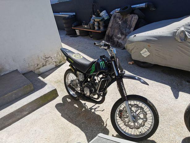 Yamaha  dt  yz85