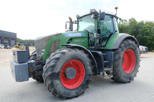 Wynajem Fendt 936 vario 360 KM ciągnik rolniczy ALWIKOR