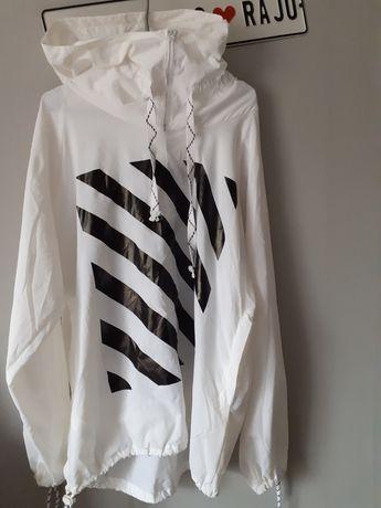 Sprzedam kurtkę  Off White  r. M/ L używana  założona parę razy