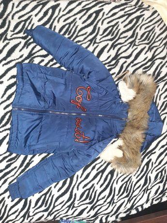 Куртка зимня для хлопчика