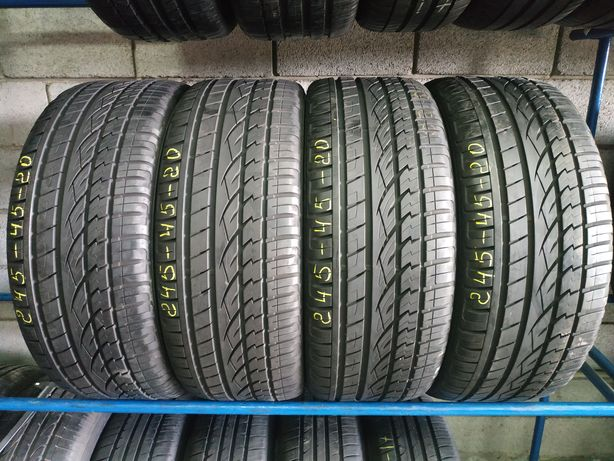 Літні шини 245/45 R20 CONTINENTAL