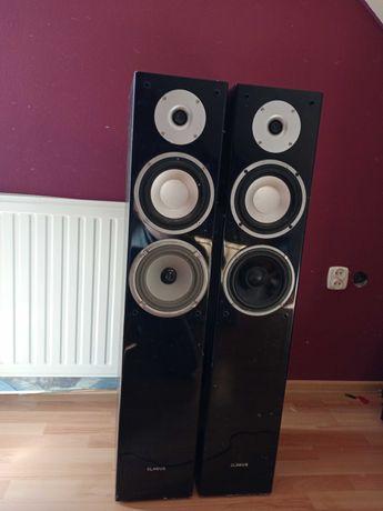 Vintage kolumny głośnikowe