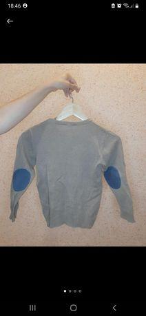 H&M Свитер джемпер на мальчика 6-7 лет