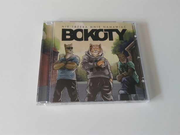 BoKoTy- Nie trzeba mnie namawiać CD
