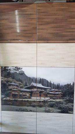 Плитка для стен Bamboo 250/400 сорт высший