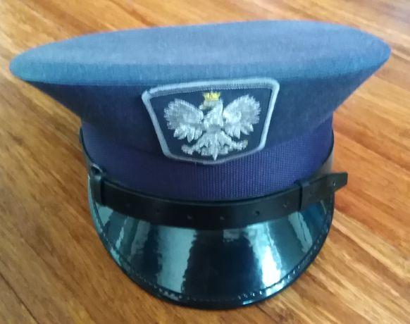 Czapka wyjściowa podoficer Służba Więzienna, rozmiar 56, NOWA