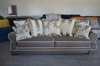 Kanapa sofa angielski prowansalski styl funkcja spania producent