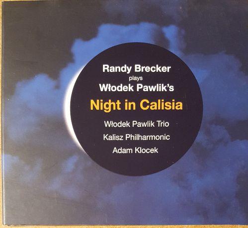 Randy Brecker plays Włodek Pawlik's - Night In Calisia na CD