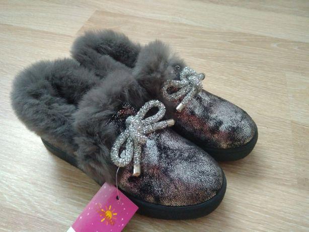 Стильні Сліпони (туфлі, черевики), осінь-весна, демісезон 29-31р.