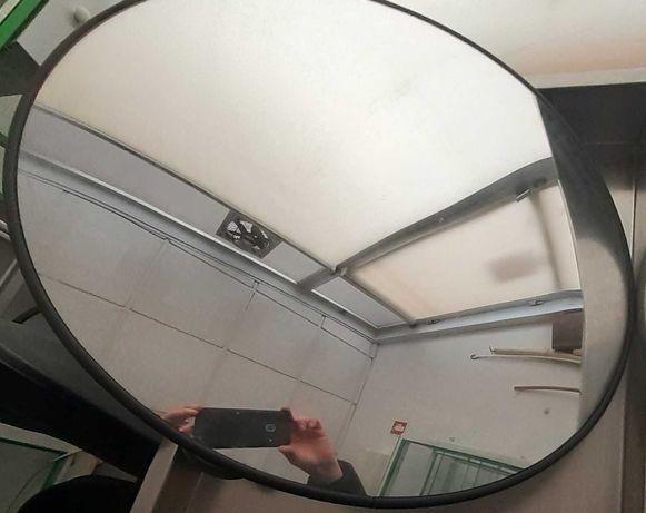 Espelho vigia para lojas