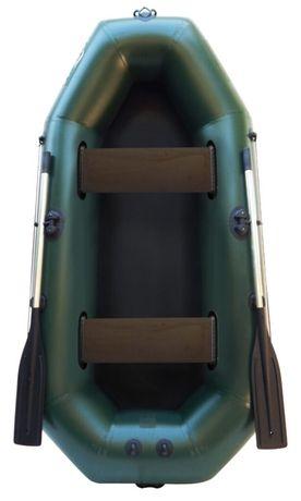 2-местная надувная лодка из ПВХ Лисичанка- Фортуна Ф240 850г/м2
