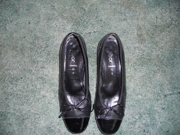 Туфли фирменные кожаные Gabor 38 ( 6).