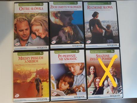 Filmy na DVD. Seria Kino dobrze nakręcone.