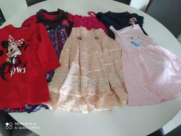 roupa de crainça menina dos 4 aos 6 anos