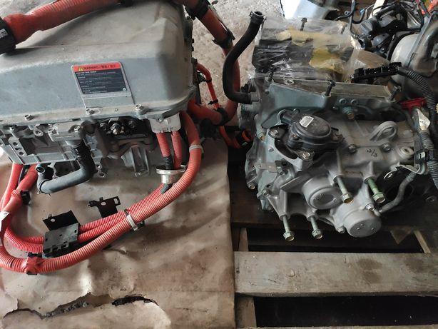 Инвертор редуктор электромотор двигатель Nissan leaf 13-17