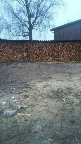 Drewno opałowe, kominkowe