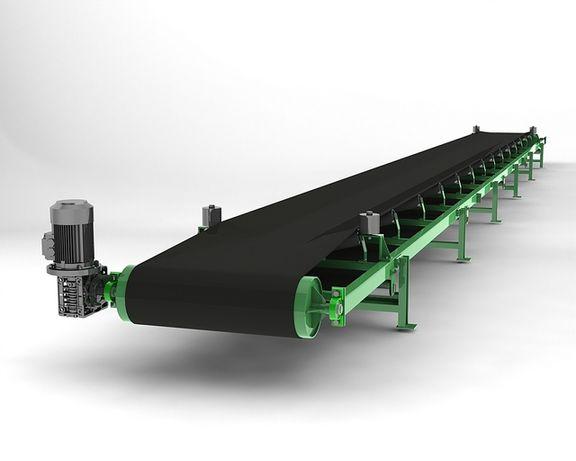 Ленточный транспортёр конвейер