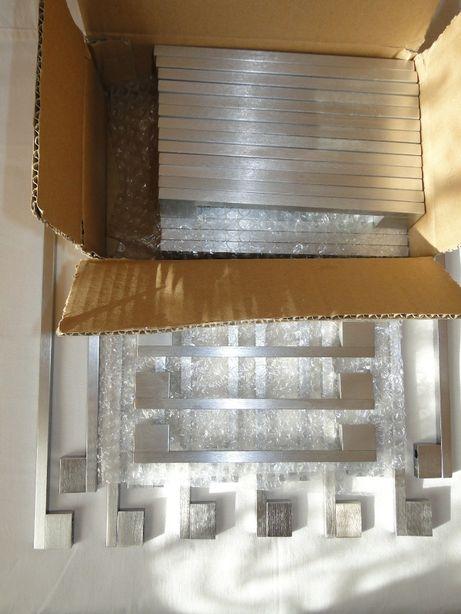 Uchwyt meblowy aluminiowy