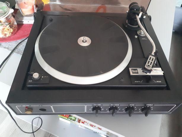 Gramofon - DUAL 1234 - Wifona P . Sprzęt AV , płyty winylowe CD kasety