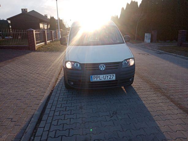 Volkswagen Caddy Maxi 1.9 tdi 7 osob