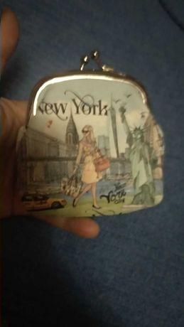 кошелек нью йорк New York