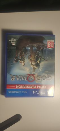 Игра God of War ps4