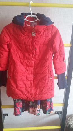 Куртка демісезонна на ріст 146 см