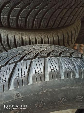 Opony Dunlop Winter Sport 5 215/55/17