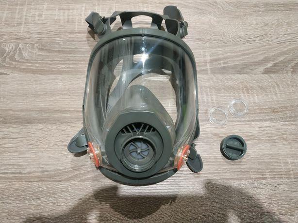Полнолицевая защитная маска ( противогаз)