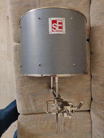 SE Electronics reflection filter para gravação de voz