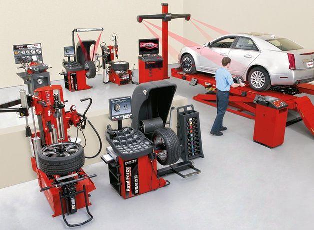 Оборудование для автосервиса, оборудование для СТО HUNTER