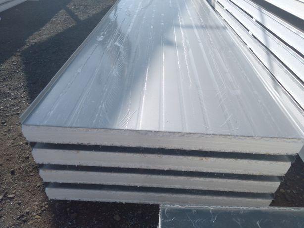 Płyta dachowa z rdzeniem styropianowym gr. 100 mm Dostępna od ręki