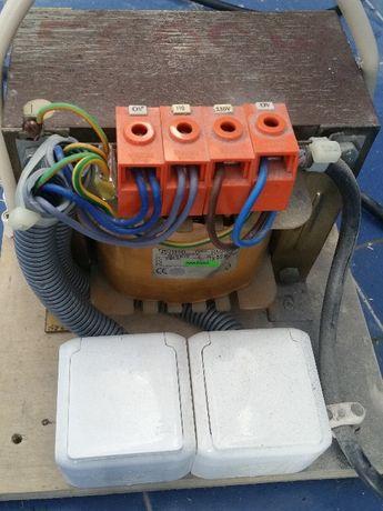 Transformador 220-110 v 5000 w