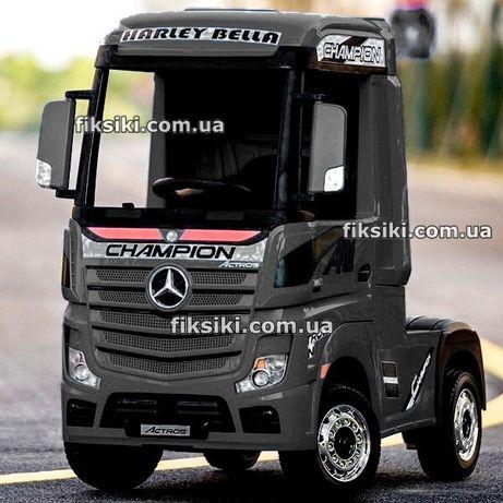 Детский электромобиль М 4208 черный, Дитячий електромобiль