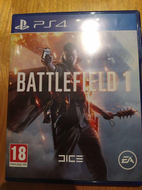 Sprzedam grę Battlefield 1 na PS4
