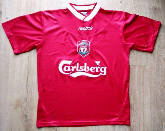Koszulka FC Liverpool, reebok retro - Owen, Fowler, Mane, Van Dijk,