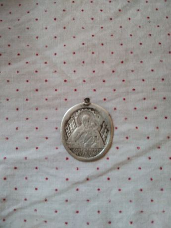 Продам серебро старовинного образ кулона
