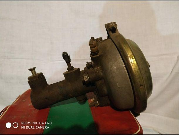 Главный тормозной цилиндр с пневмо усилителем Газ 3309