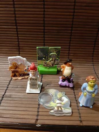 Figurki Mini zestaw Shrek niespodzianki