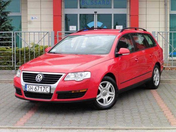 VW Passat B6 # 2006 # 1.9 TDI 105 kM # Klima # Zarej PL