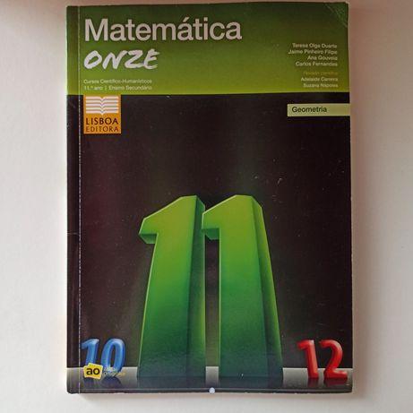 Matemática 11° - Manuais Escolares