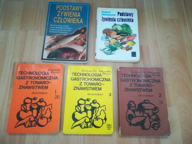 Książki technologia żywienia